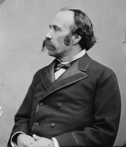 Horace Tabor Portrait Circa 1870s-1880s