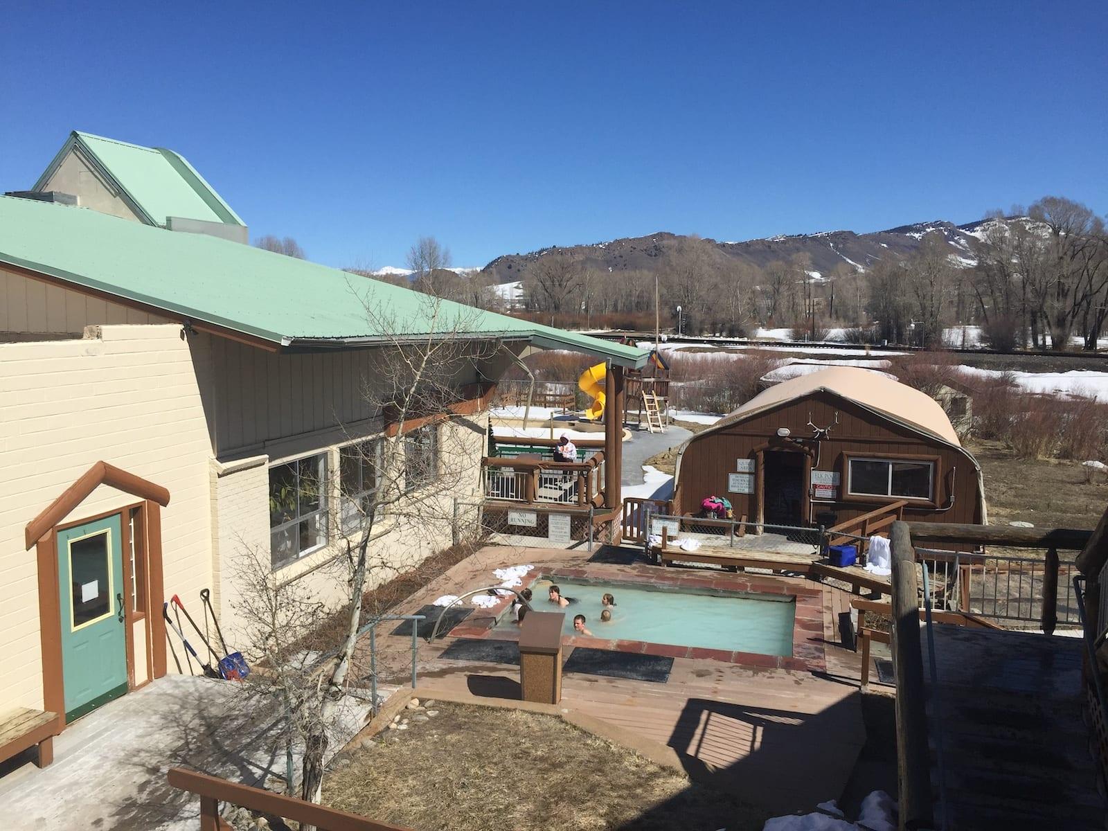 Lower Pools Hot Sulfur Springs Resort & Spa