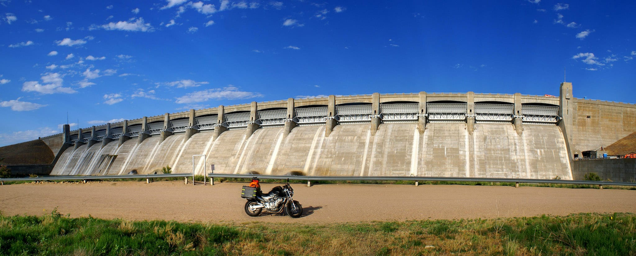 John Martin Reservoir Dam Colorado