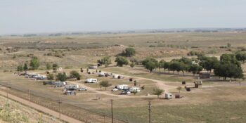 John Martin Reservoir Hasty Campground Colorado