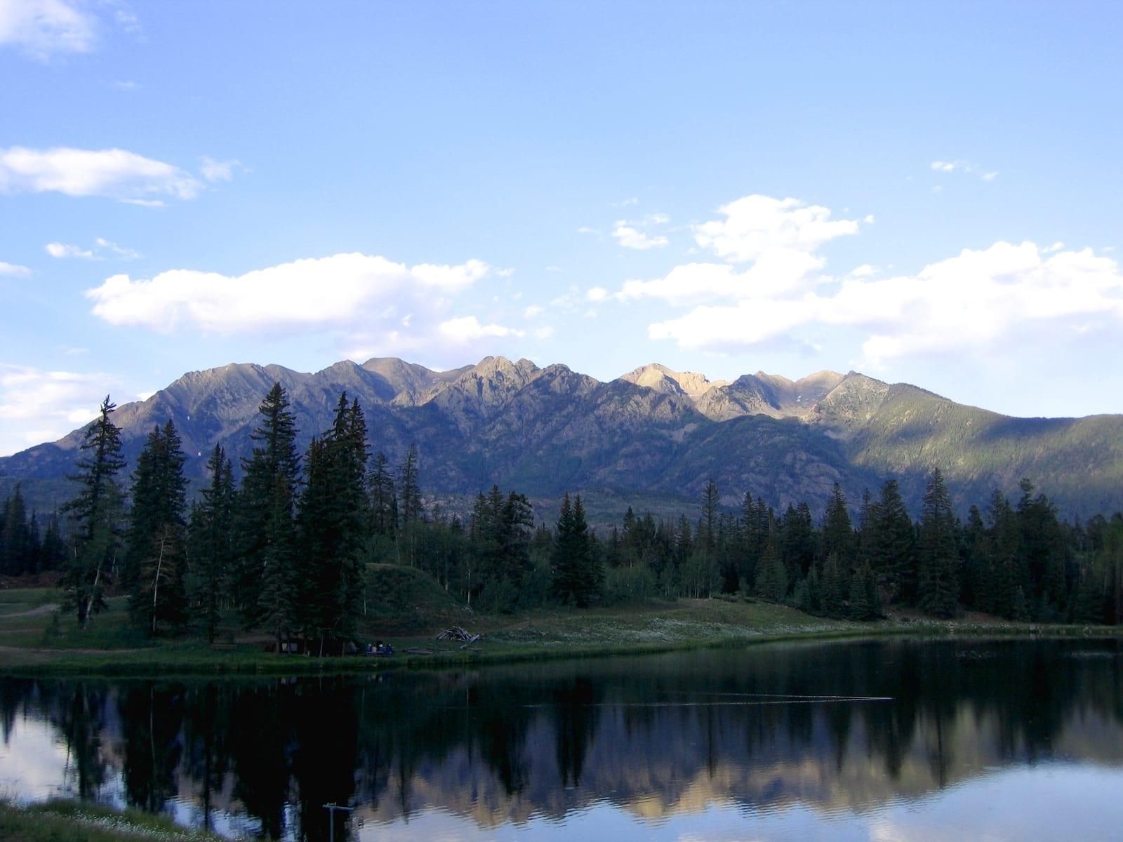 Lakeside Camping Durango Colorado