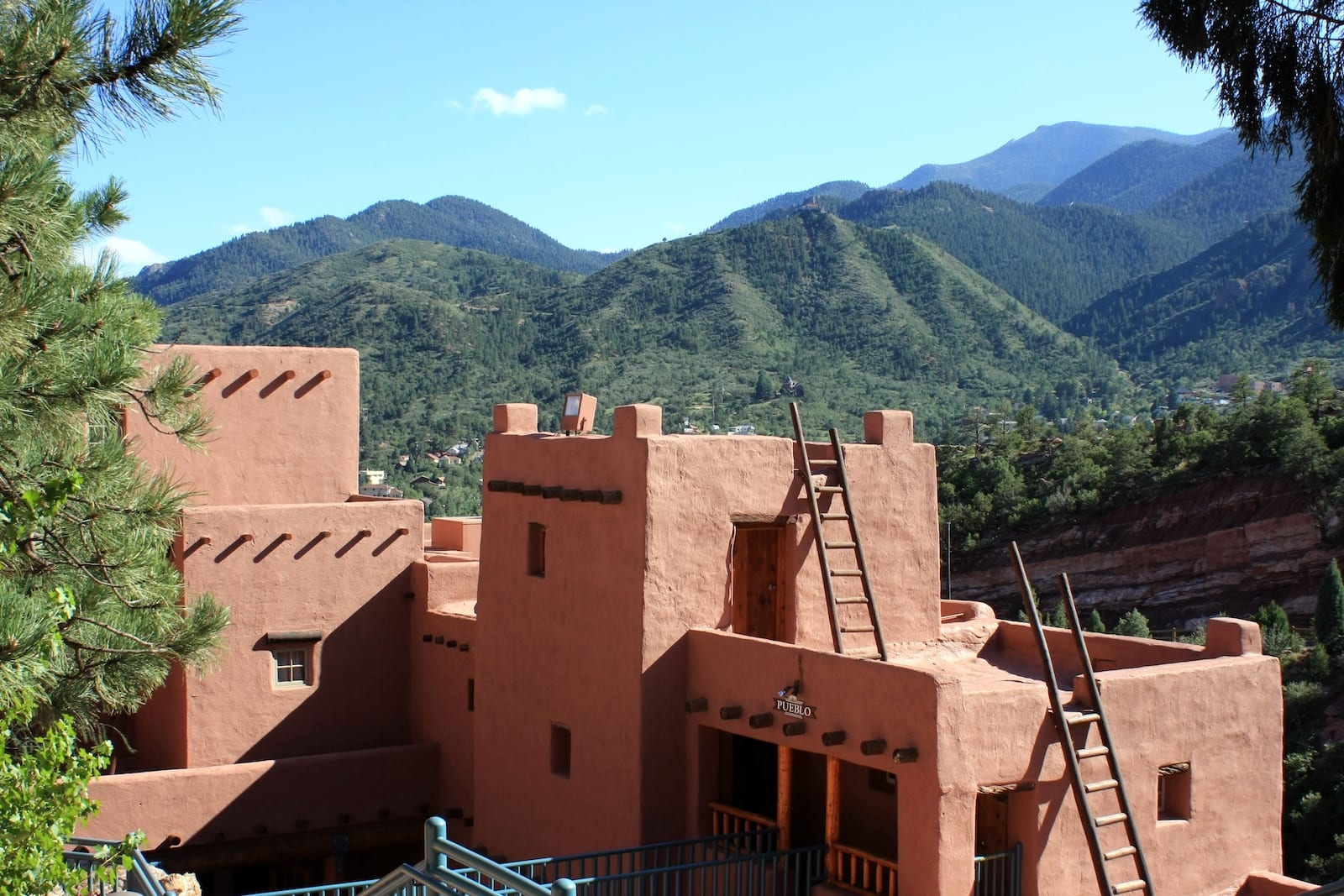 Manitou Cliff Dwellings Colorado