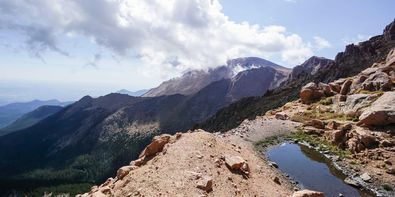 Pikes Peak Colorado