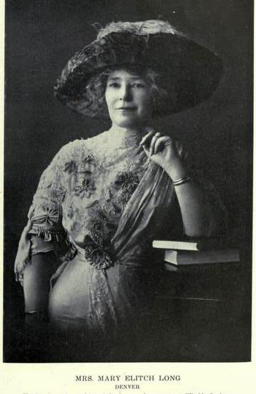 Mary Elitch Long Circa 1911