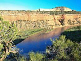 McInnis Canyons NCA Colorado River