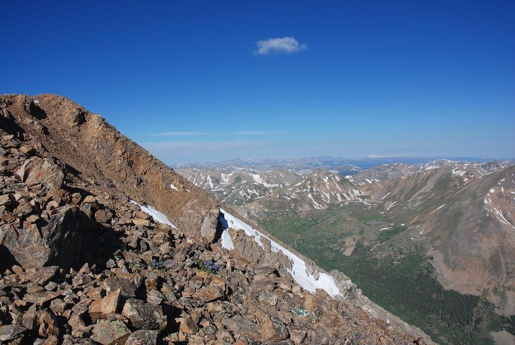 image of mount elbert