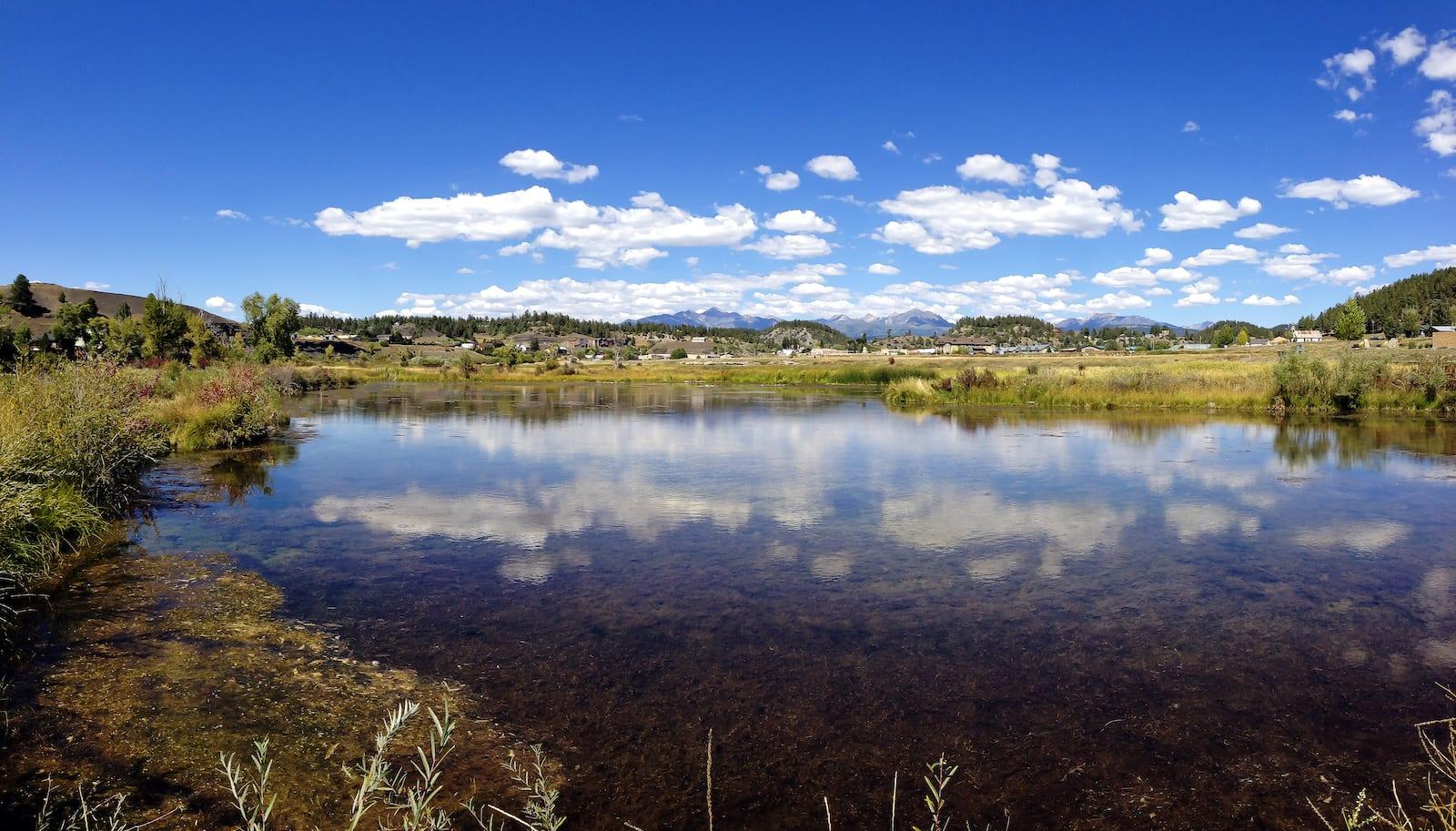 Pagosa Springs CO Metro Area