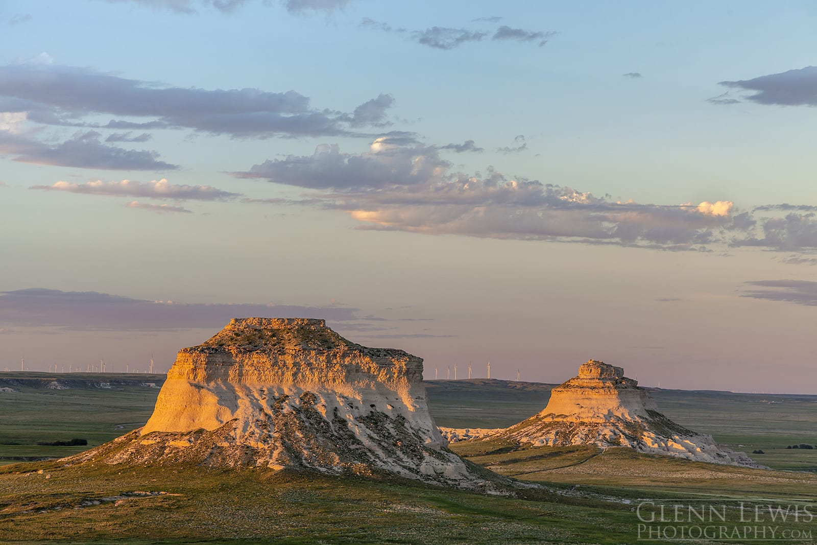 Pawnee Buttes Sunset Colorado