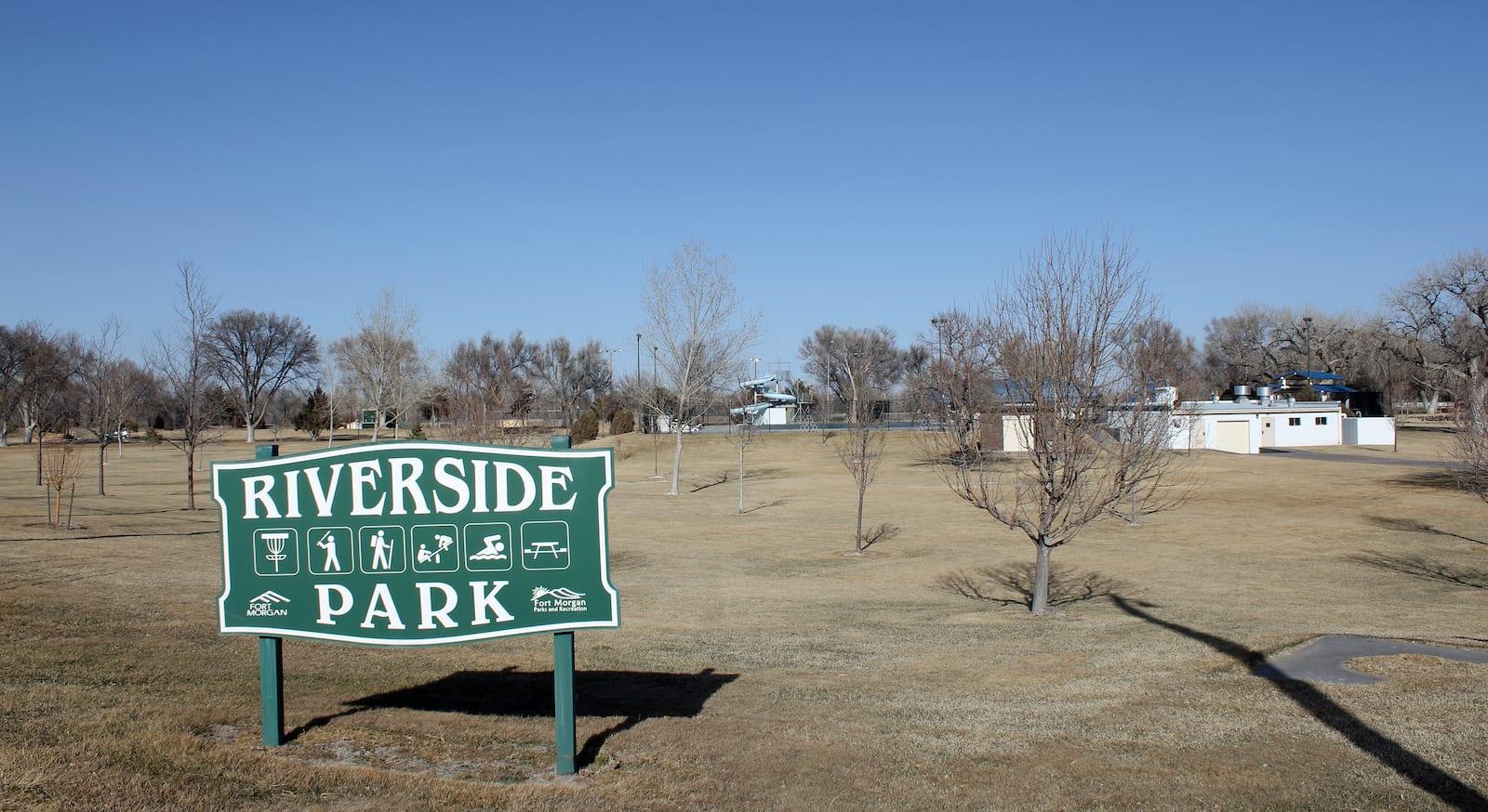 Riverside Park Fort Morgan