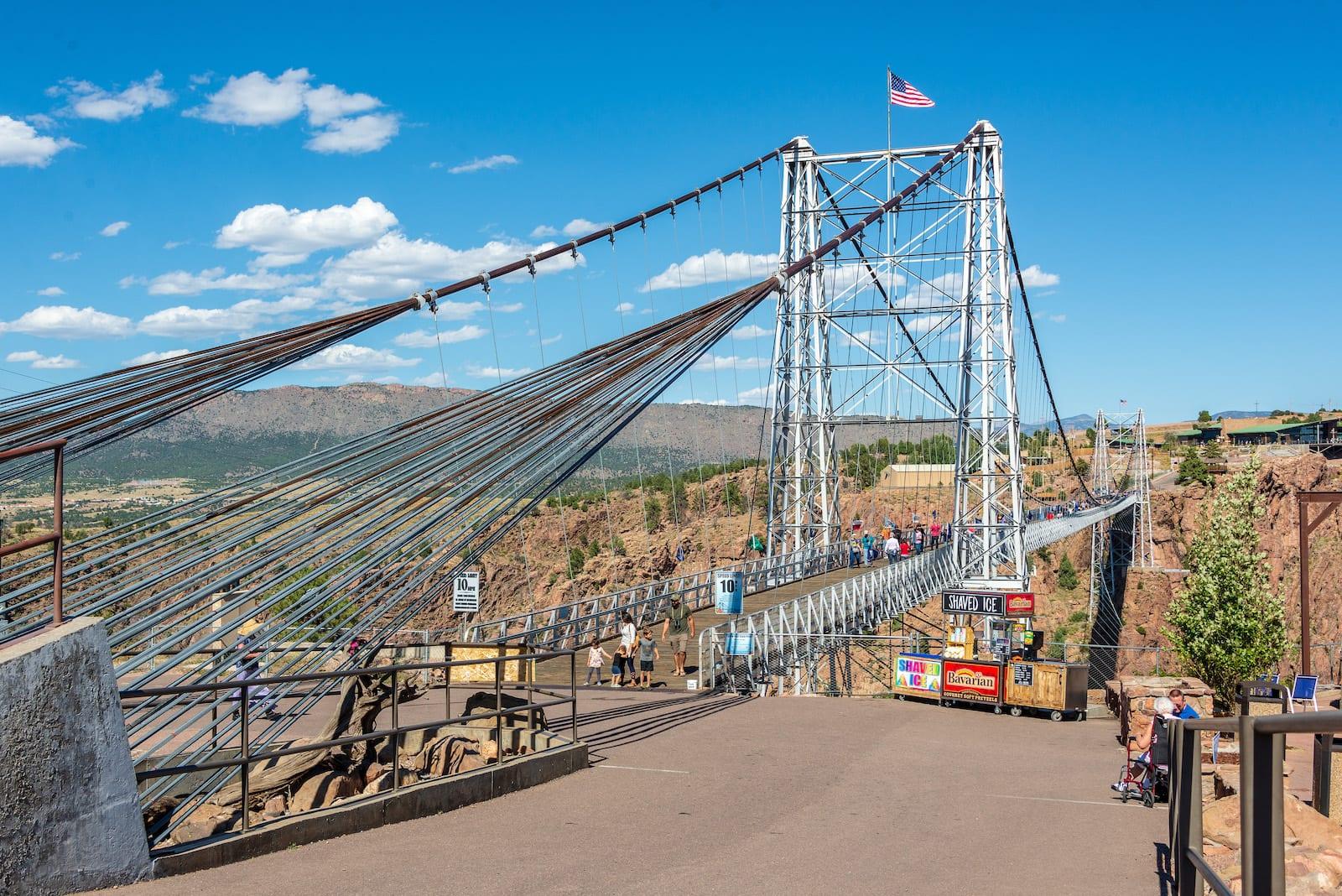 Royal Gorge Bridge and Park Cañon City CO
