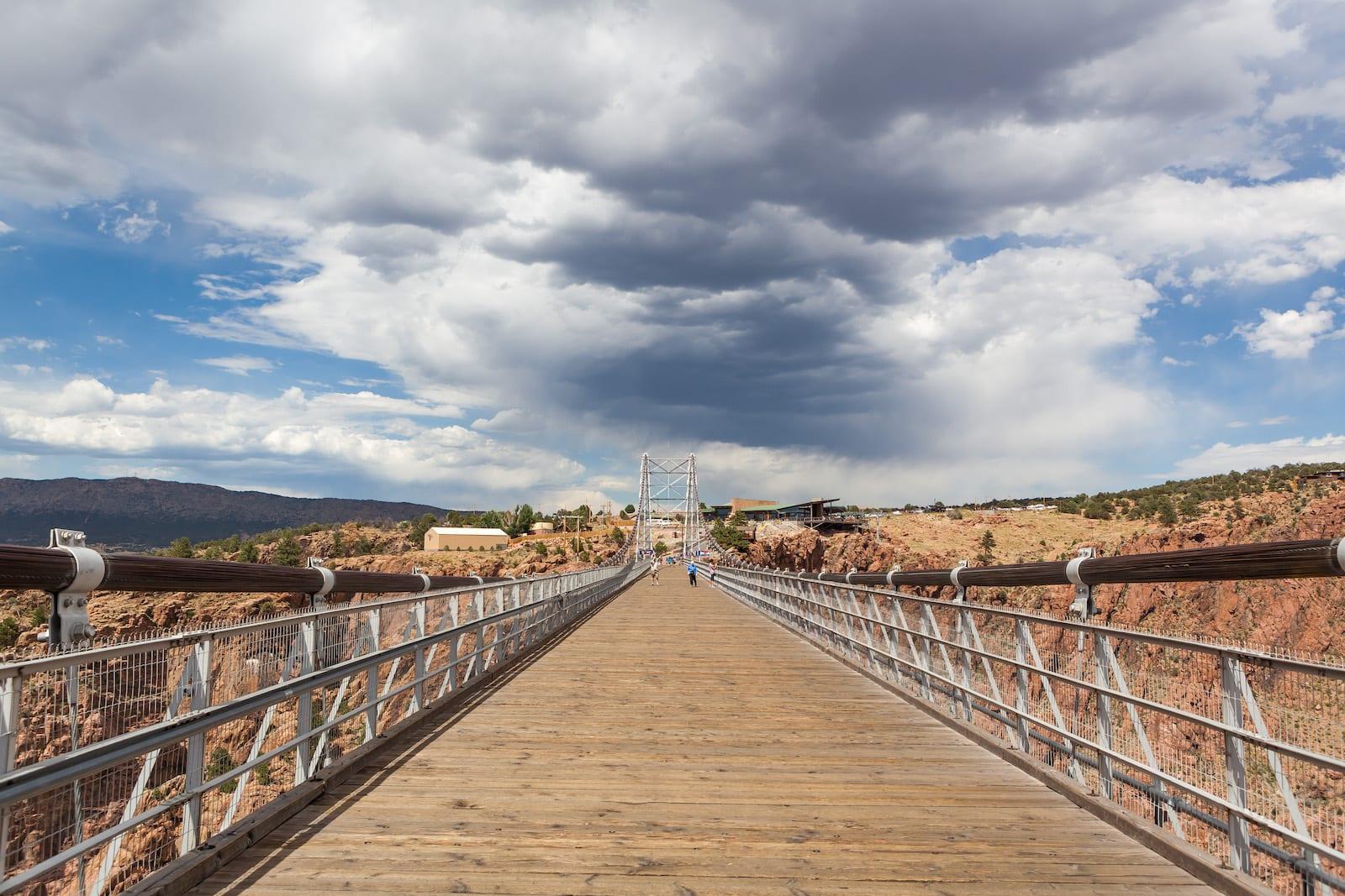 Royal Gorge Bridge Canon City Colorado