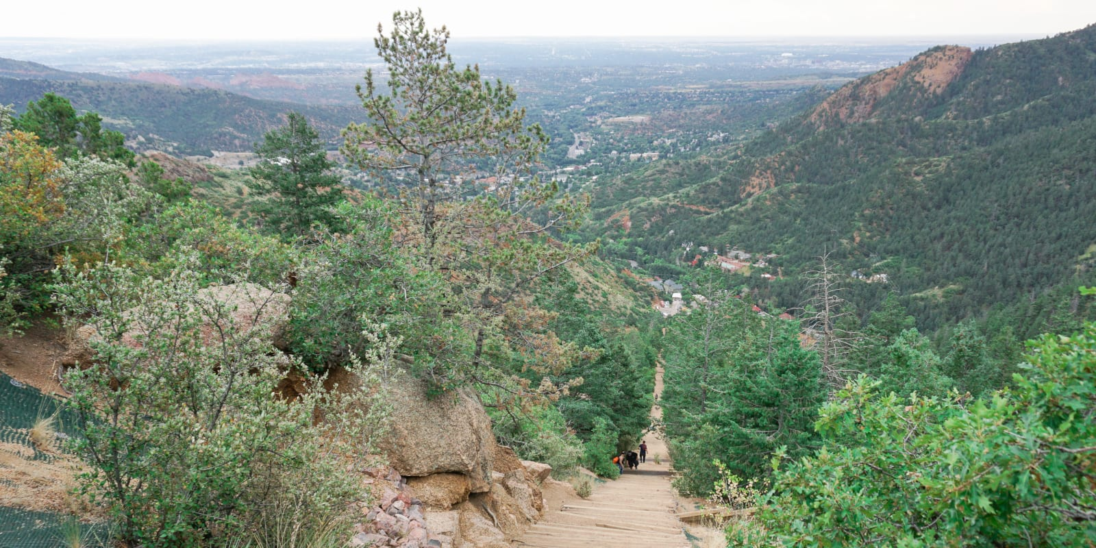 The Incline Manitou Springs CO