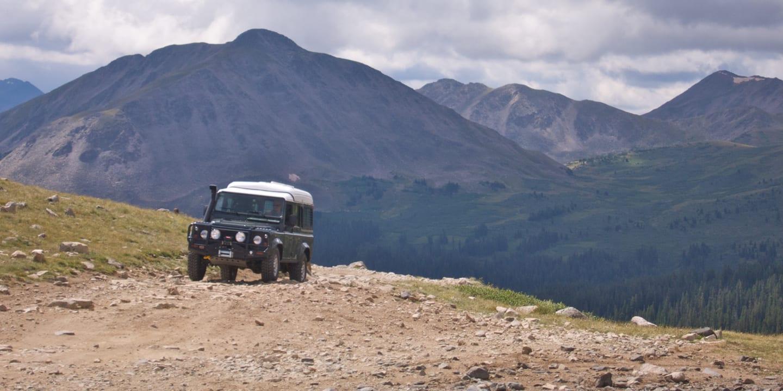 Tincup Pass Colorado