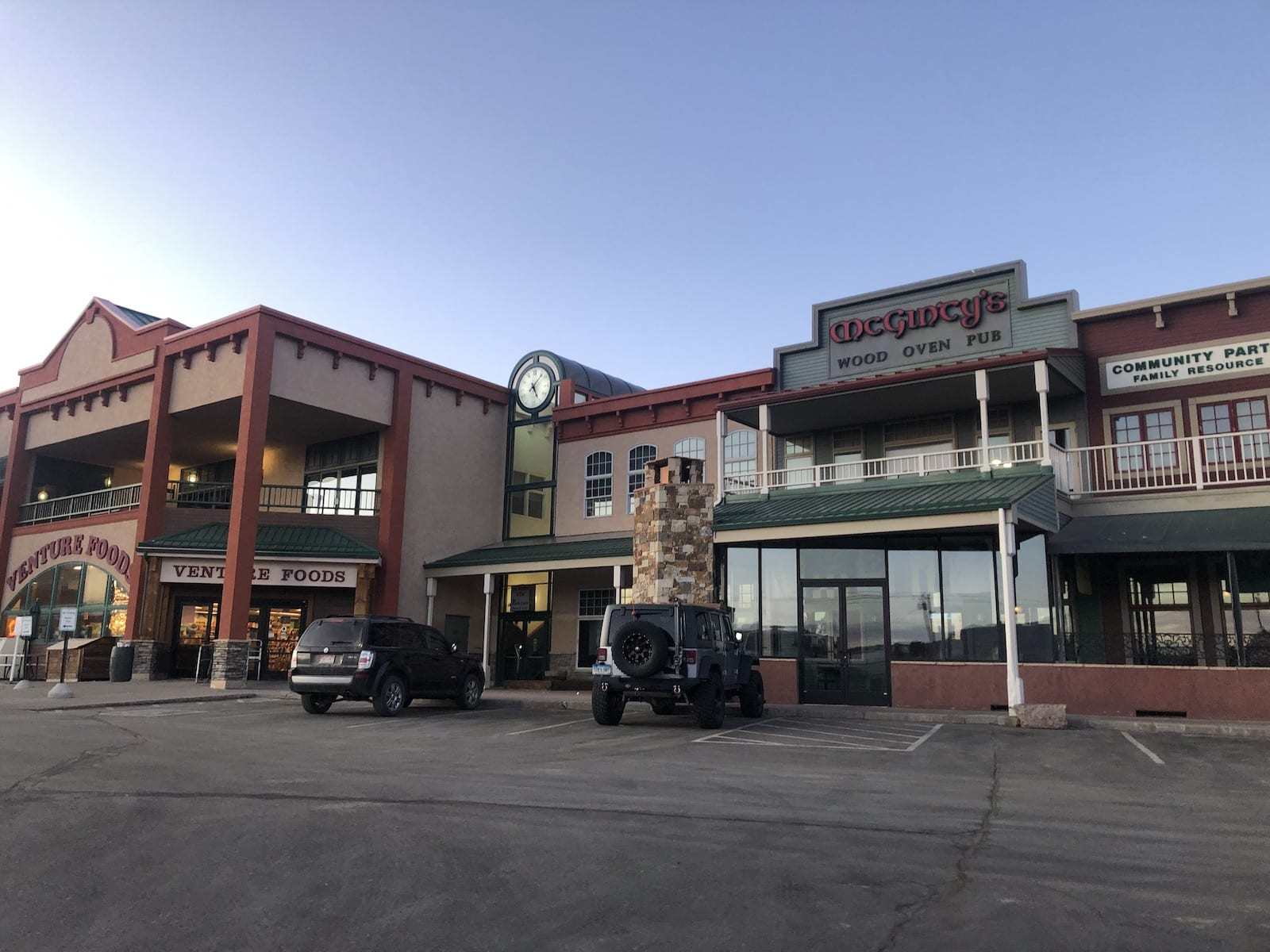 Town Plaza Divide CO