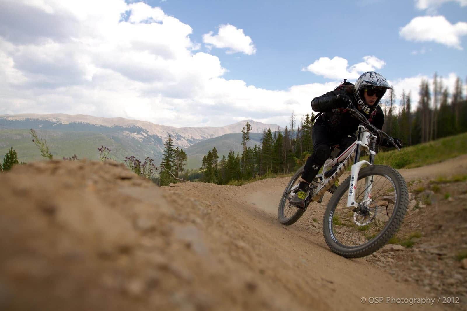 Trestle Bike Park Downhill Mountain Biking Winter Park CO