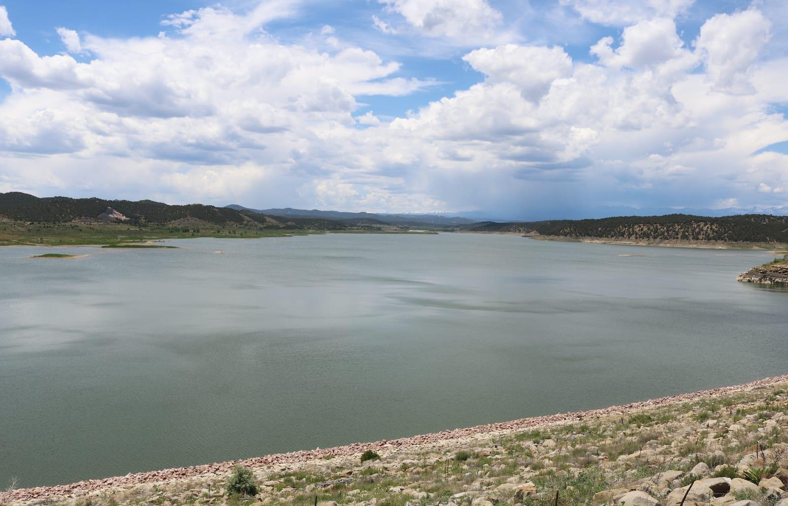 Trinidad Lake State Park Colorado