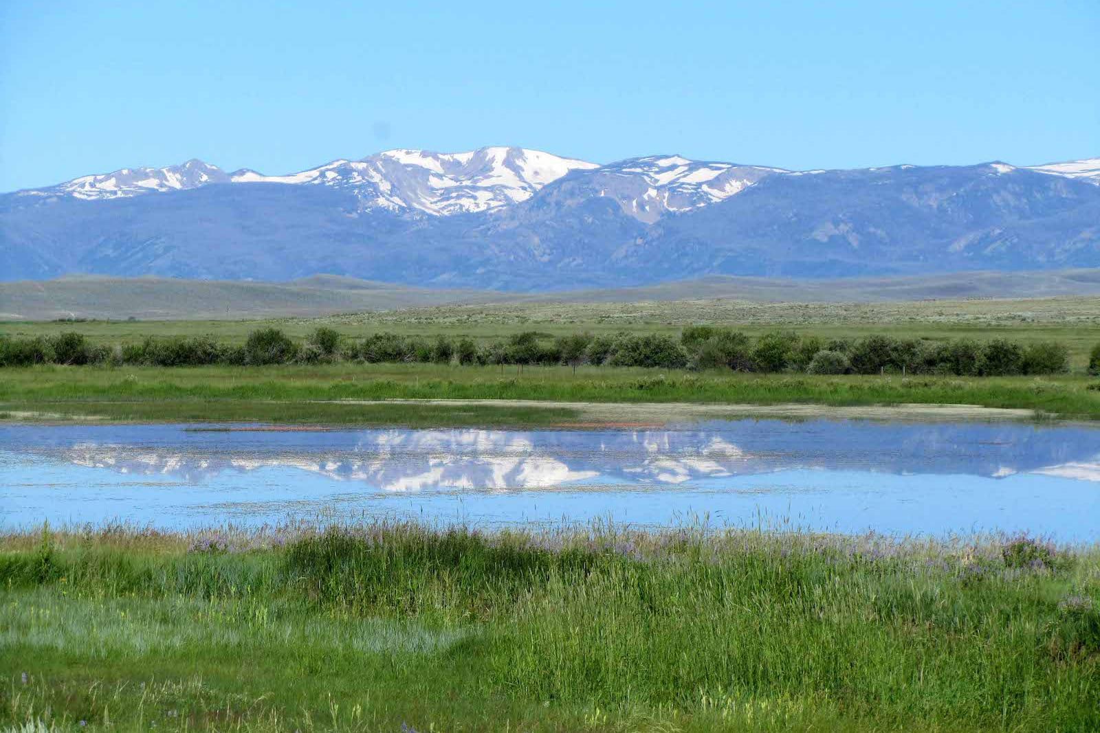 Walden Colorado Arapaho National Wildlife Refuge