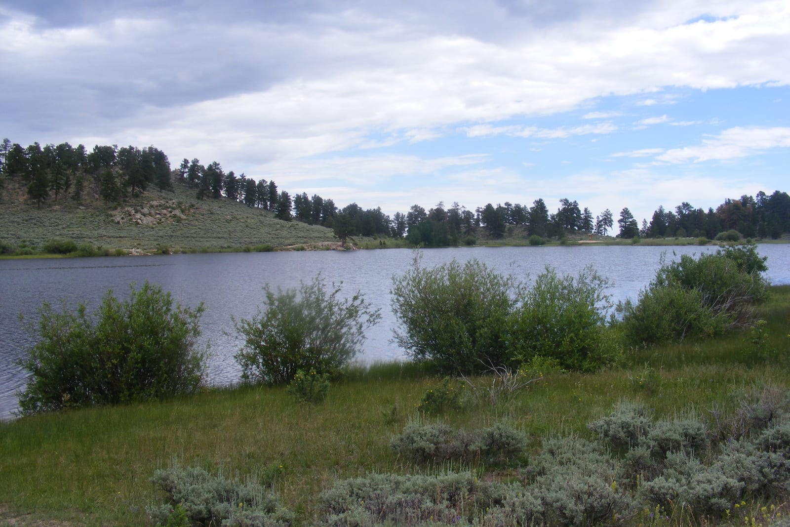 West Lake Campground Red Feather Lakes CO