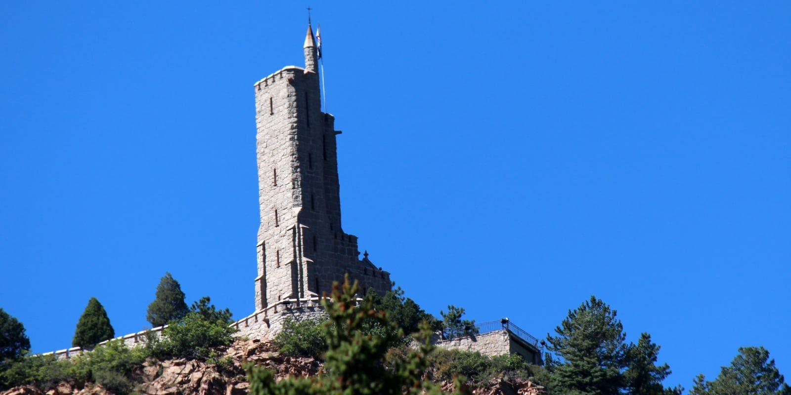 Will Rogers Shrine of the Sun Colorado Springs