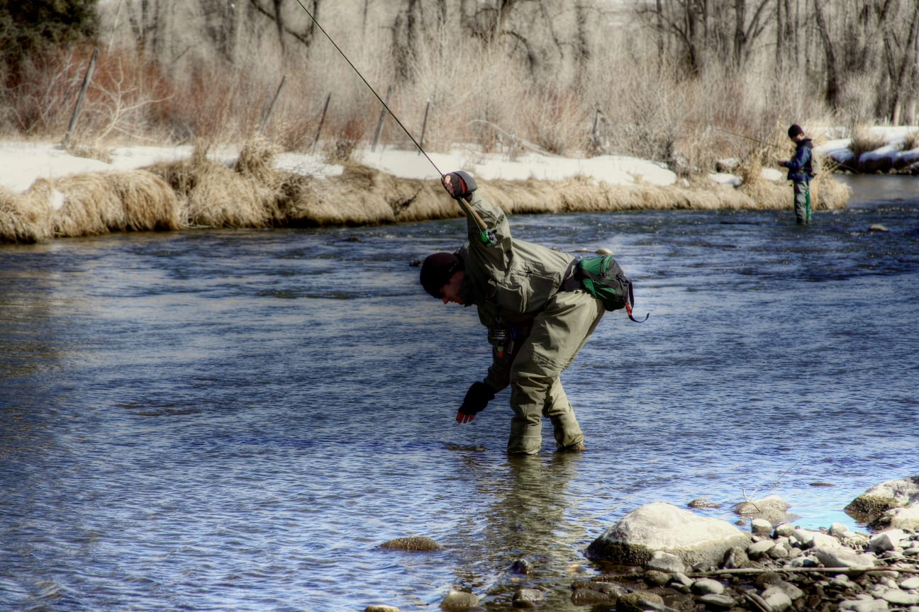 Williams Fork Fly Fishermen Kremmling CO
