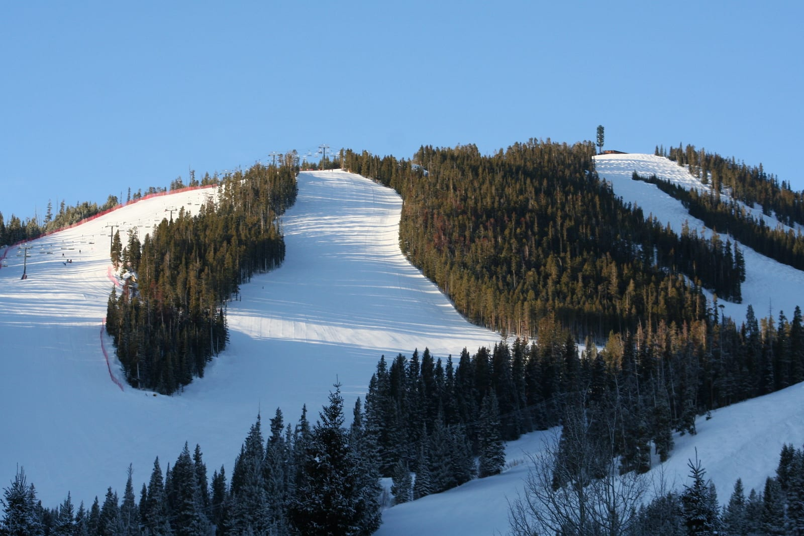 Winter Park Ski Resort Trails