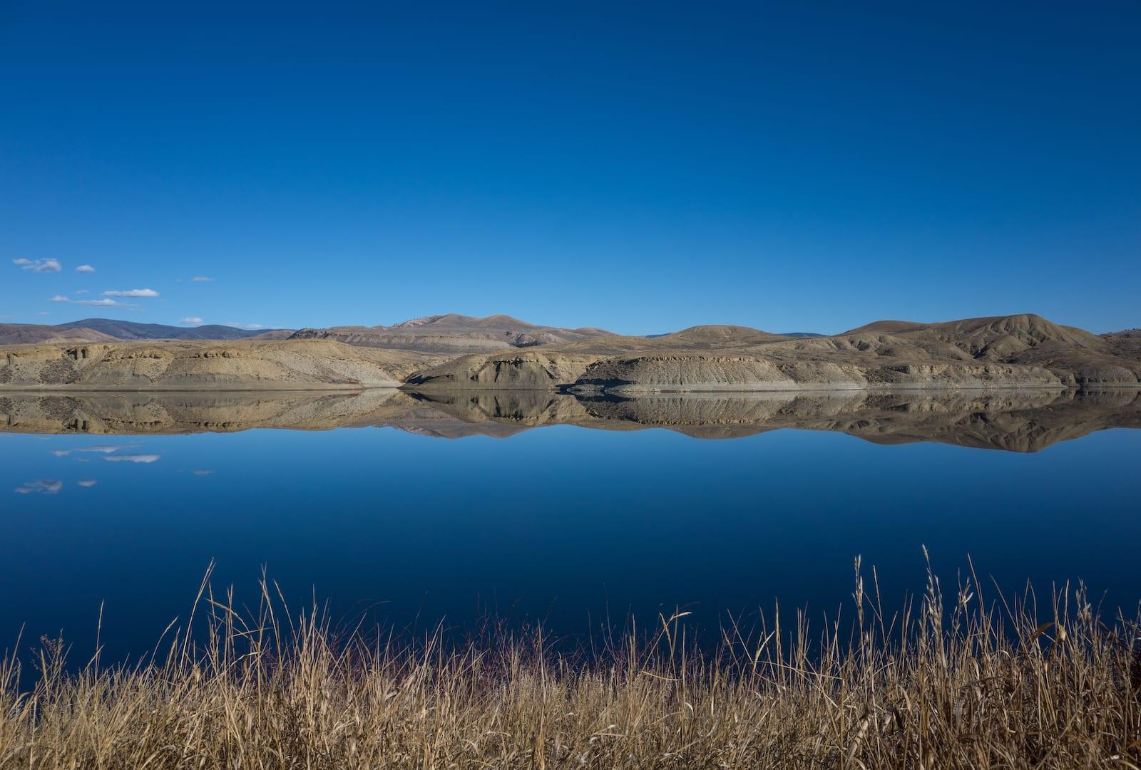 Wolford Mountain Reservoir Stillwater Kremmling CO