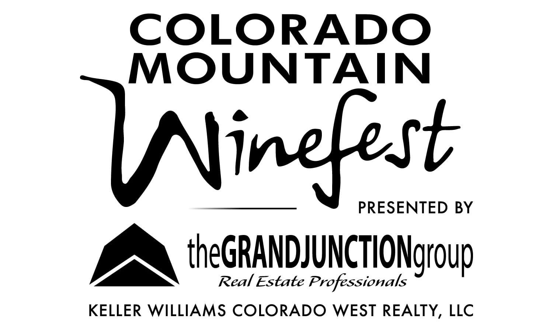 Colorado Mountain Winefest Logo