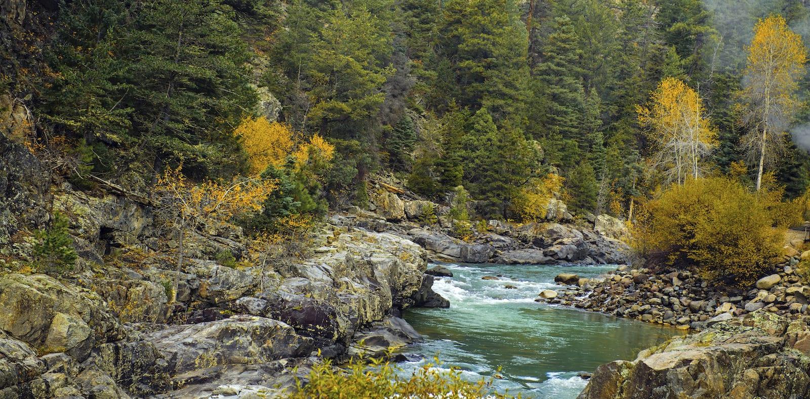 Animas River Canyon, CO
