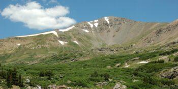 Argentine Peak in Colorado, USA