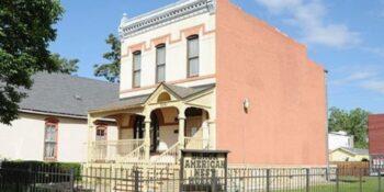 Black American West Museum in Denver, CO