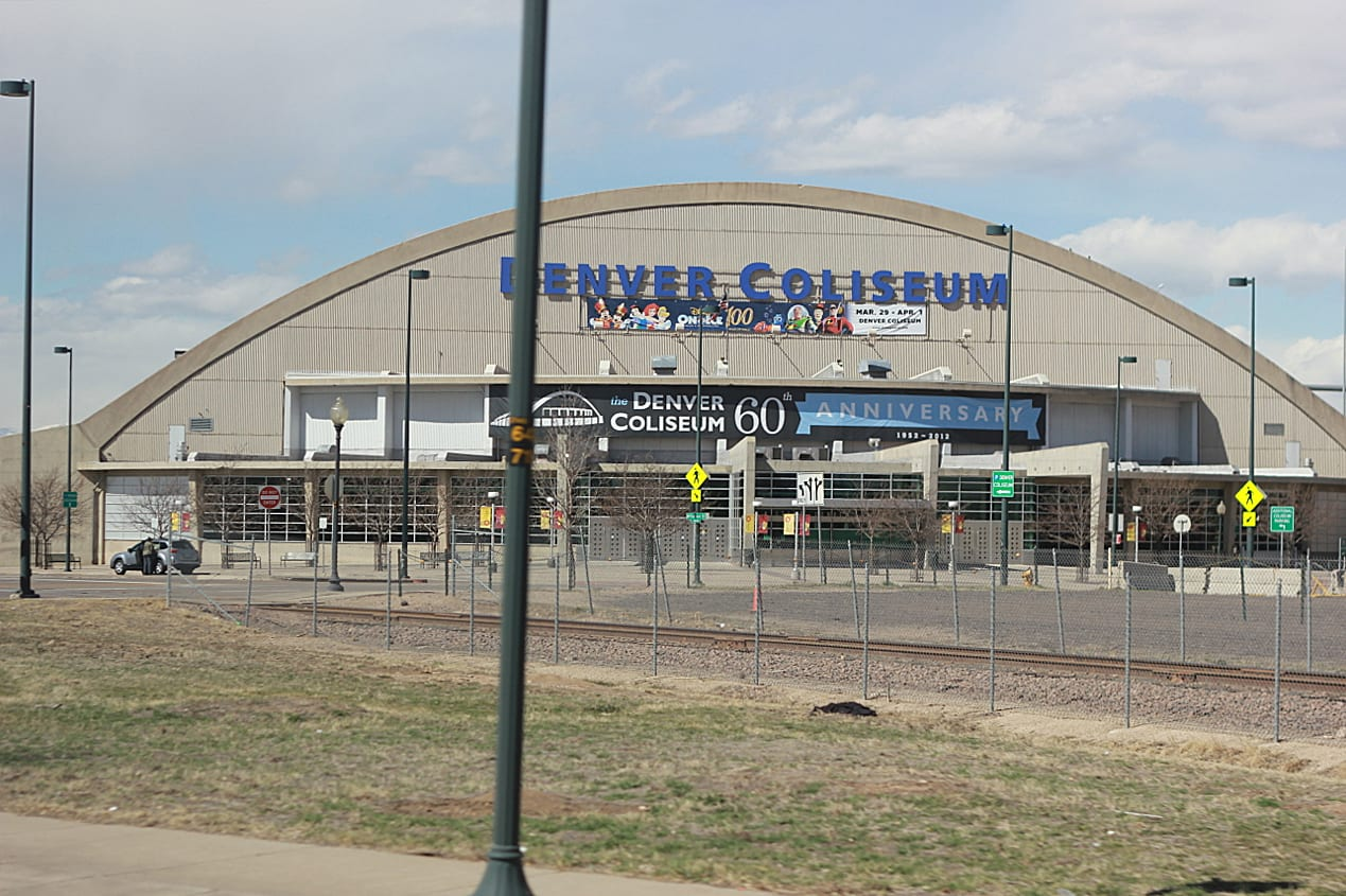 Denver Coliseum, CO