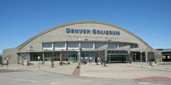 Denver Coliseum in Denver, CO