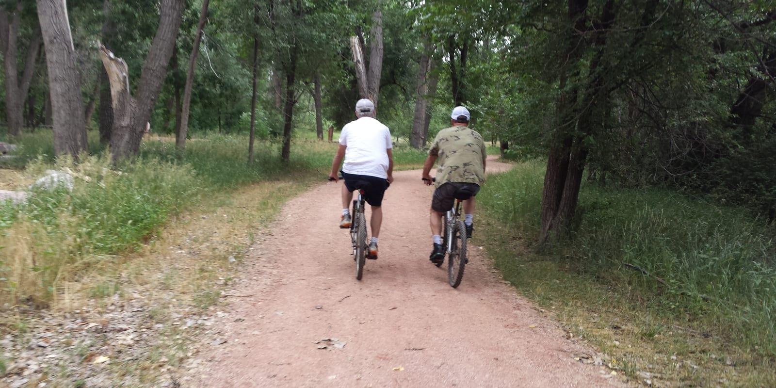 Fountain Creek Regional Trail, CO