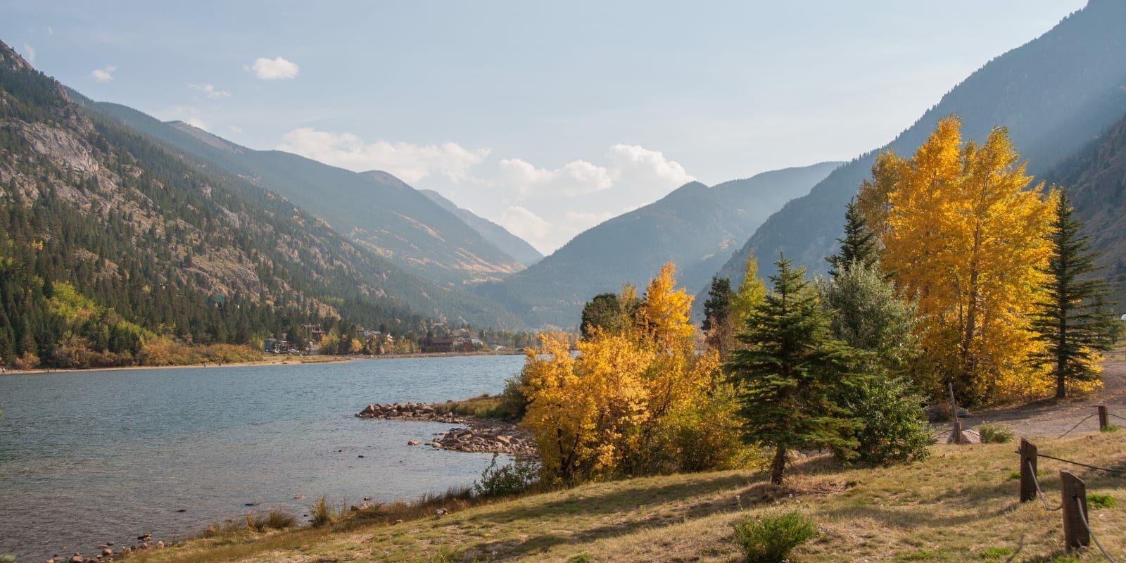 Georgetown Lake, Colorado
