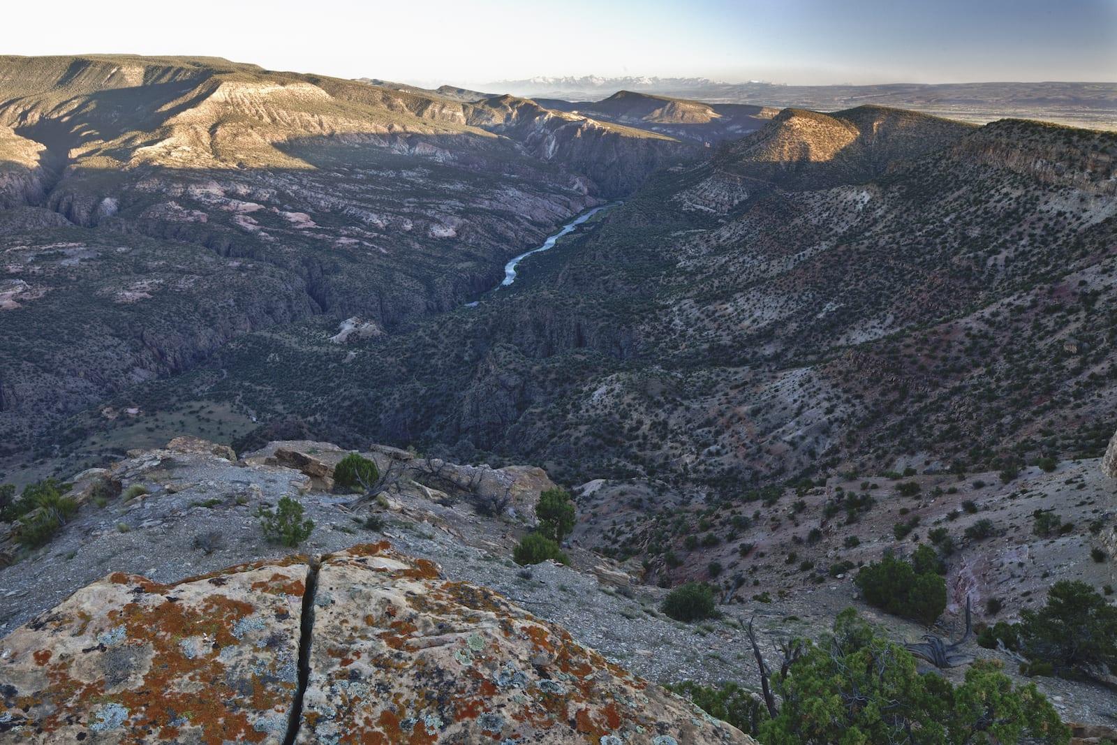 Gunnison Recreational River, Colorado