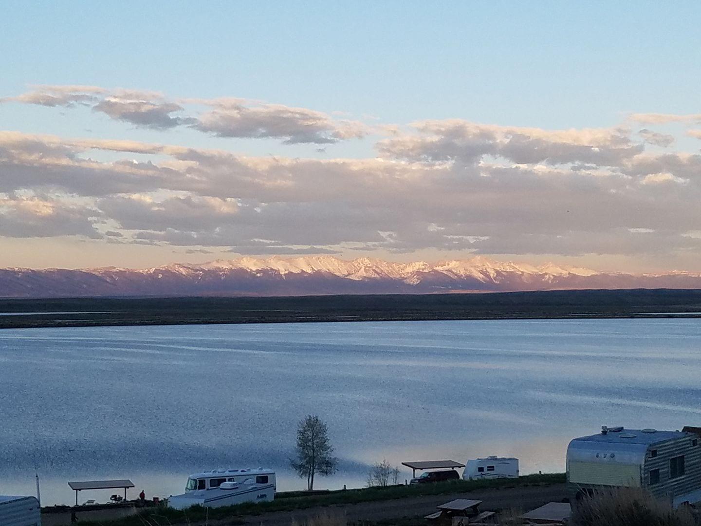Lake John Resort in Walden, CO