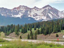 Lizard Head Pass, Colorado