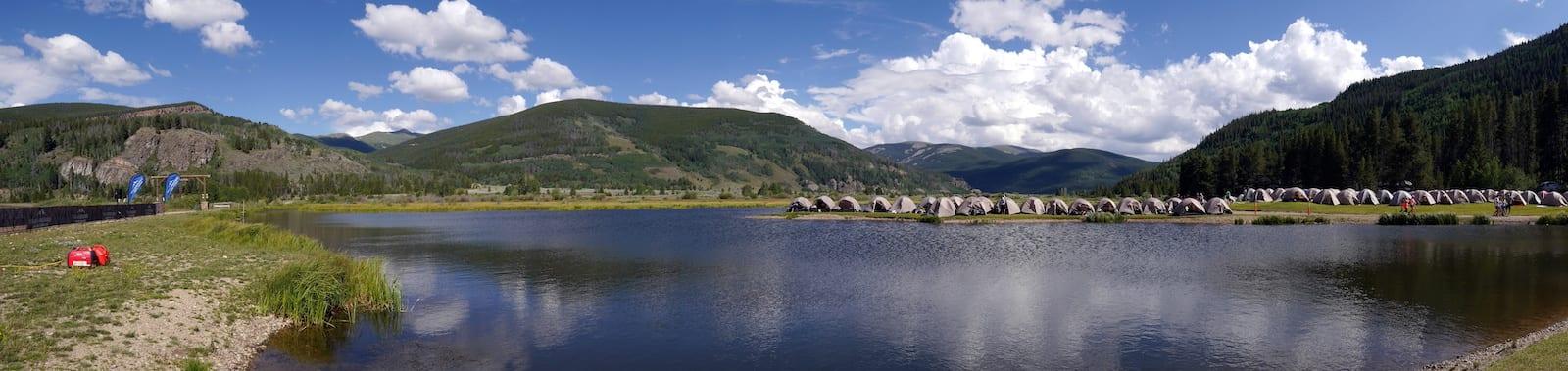 Nova Guides Camp Hale, CO