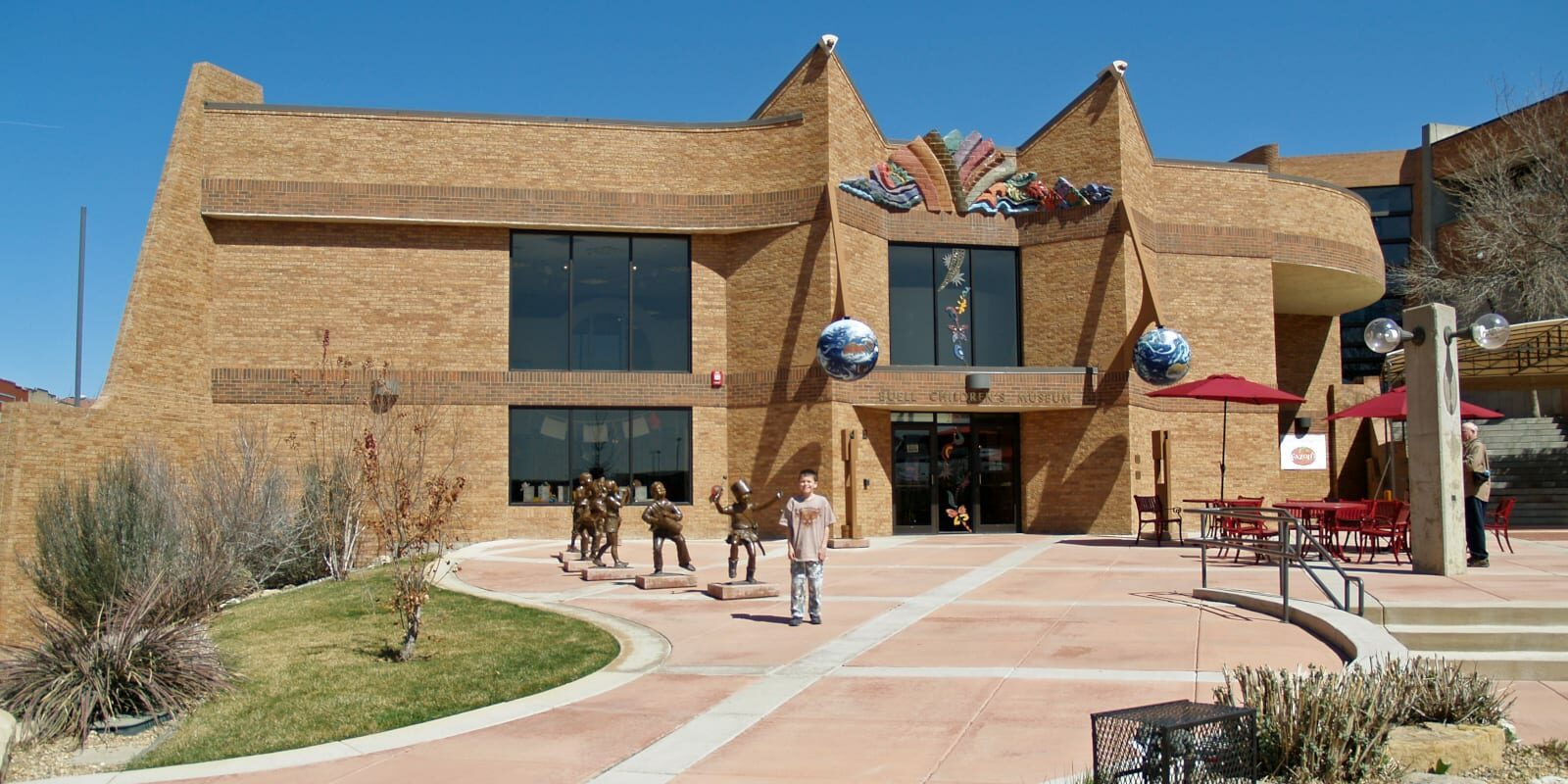 Pueblo's Buell Children's Museum in Colorado
