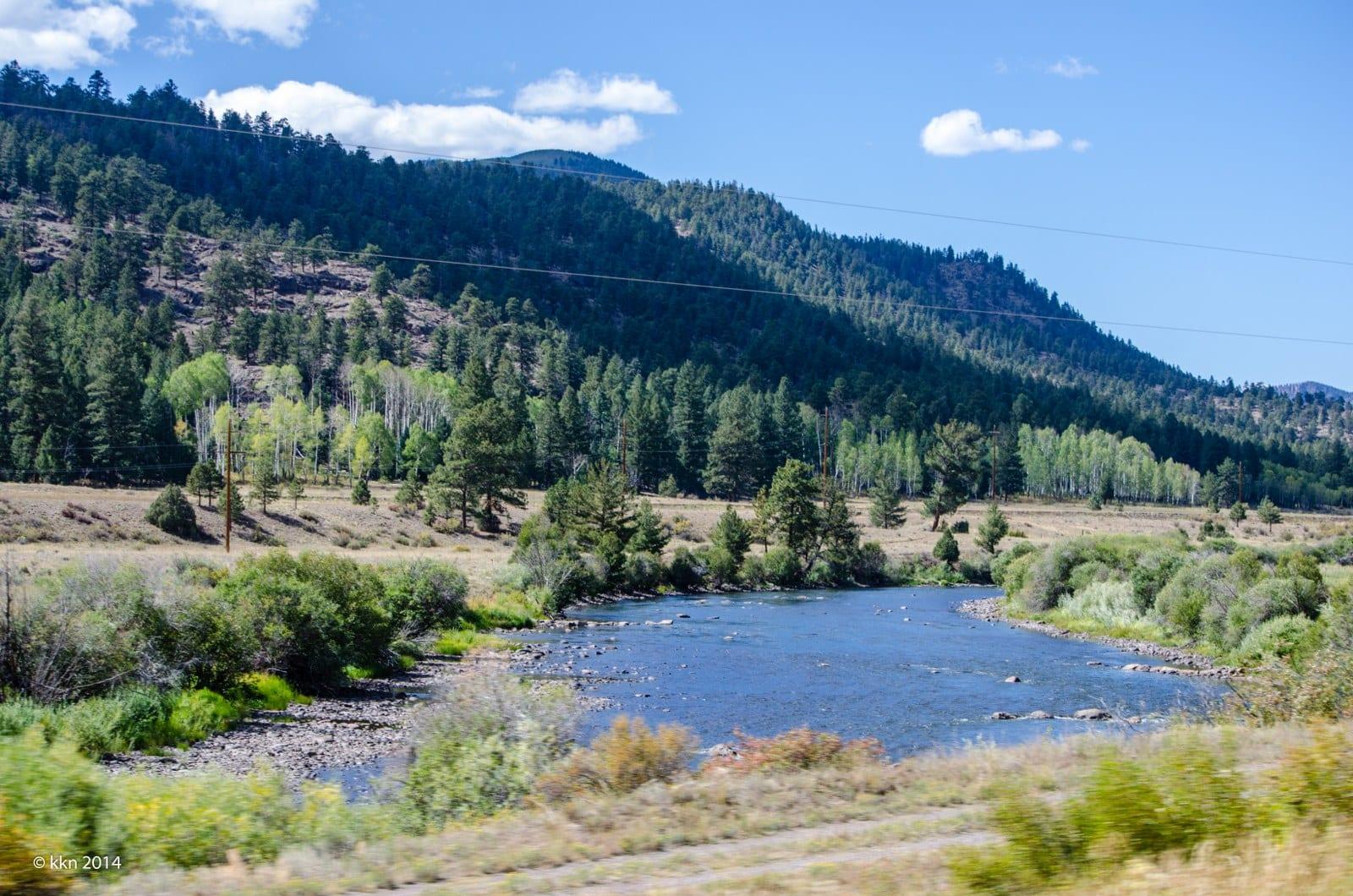 Rio Grande River in CO