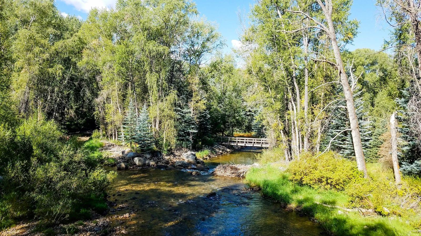 Roaring Fork River, CO
