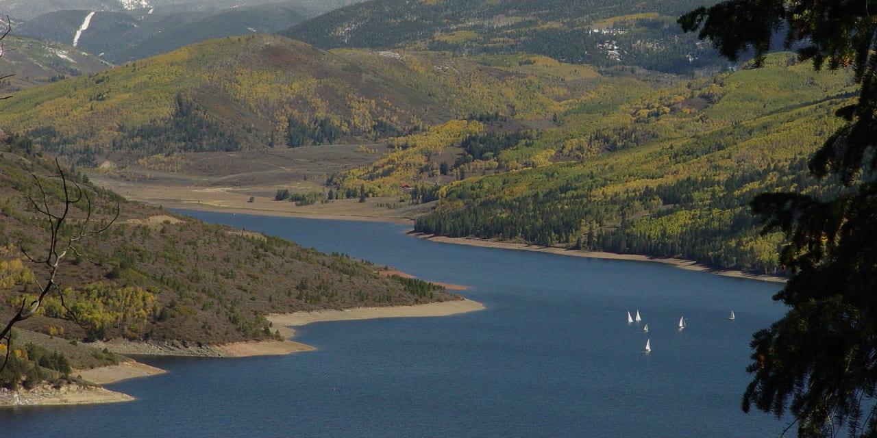 Ruedi Reservoir, Colorado