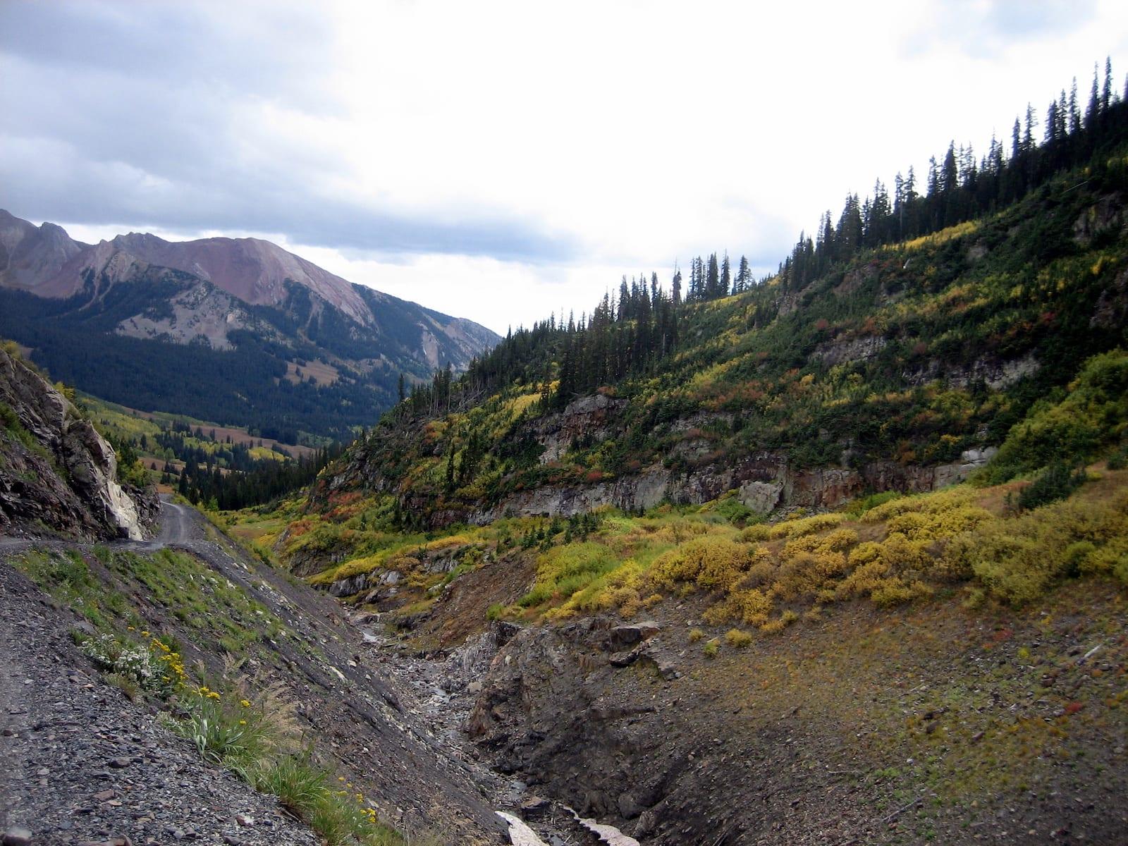 Schofield Pass, CO