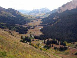 Schofield Pass, Colorado
