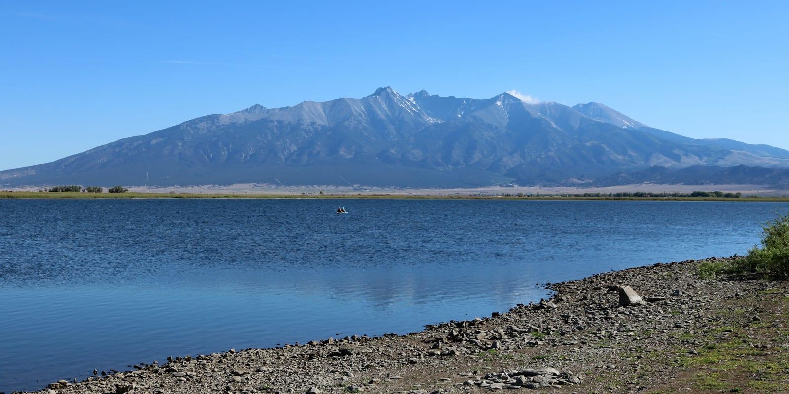 Smith Reservoir, Colorado