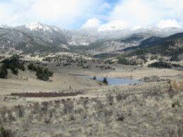Tarryall Reservoir State Wildlife Area, CO