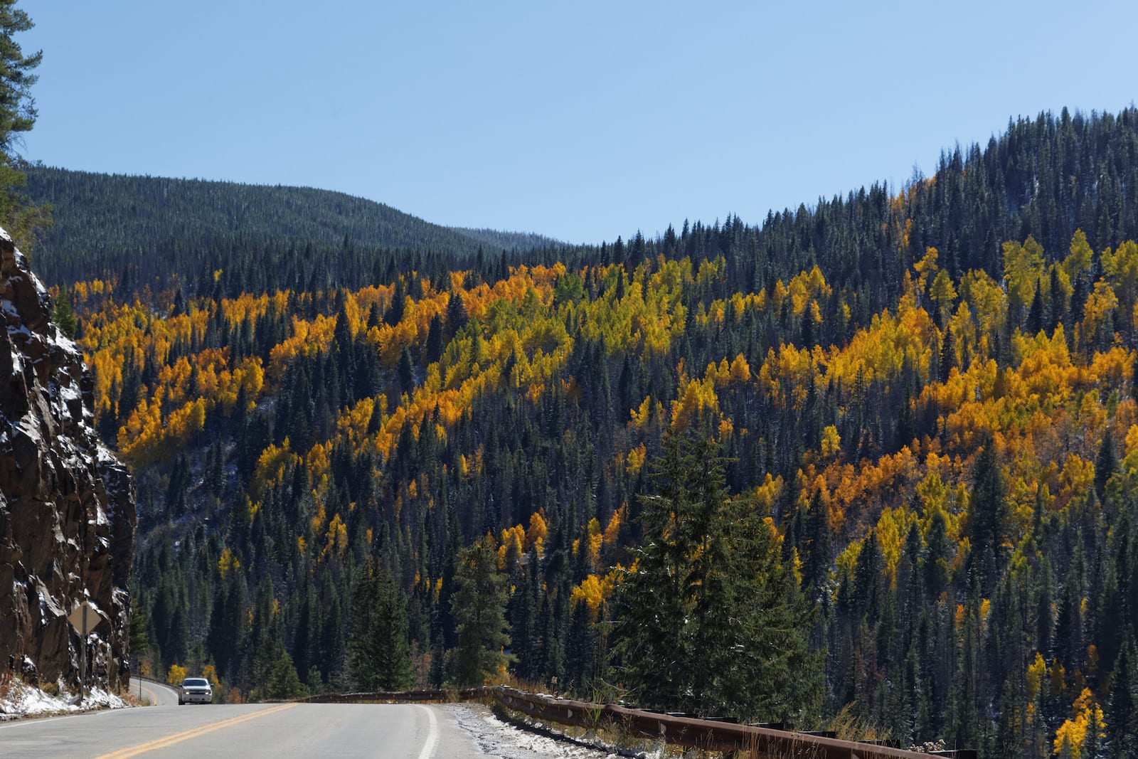 Tennessee Pass Road, CO