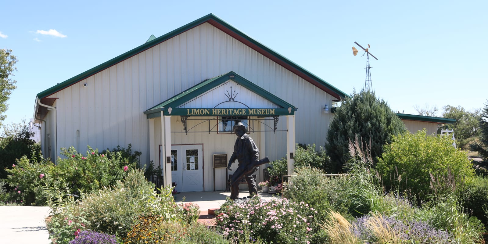 The Limon Heritage Museum in Limon, Colorado