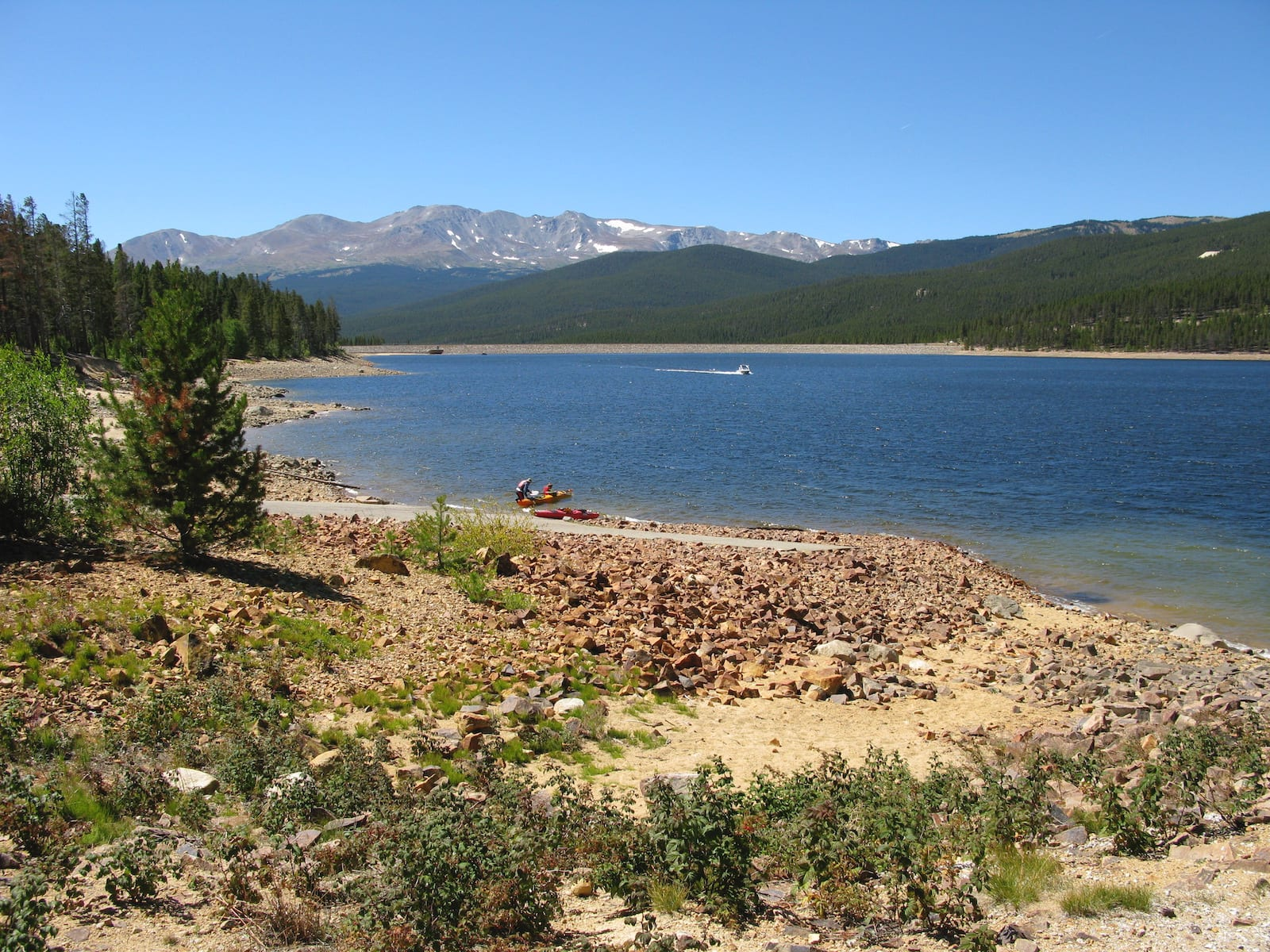 Turquoise Lake, CO