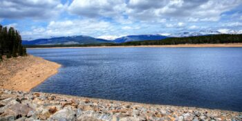 Turquoise Lake in Leadville, CO